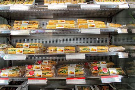 Pret A Manger sandwich cooler   Sandwich Tribunal