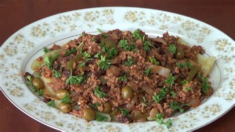 Choose chicken and turkey without skin or remove skin before eating. Ground Beef - How to cook mince beef, low fat, low ...