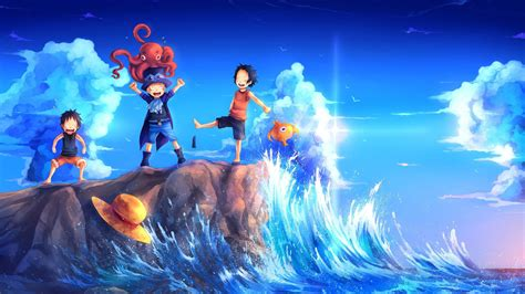 1080p Anime Image Free Download Cool Colourful Background