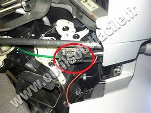 Obd2 Connector Location In Ford Ranger  2006