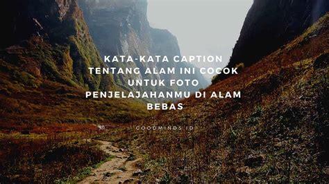 Quotes Bijak Tentang Alam Tips News
