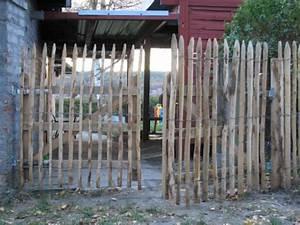 Holztor Selber Bauen : gartentor aus eiche 110 cm hoch x 120 cm breit holztor f r staketenzaun gartentore 110 cm ~ Orissabook.com Haus und Dekorationen