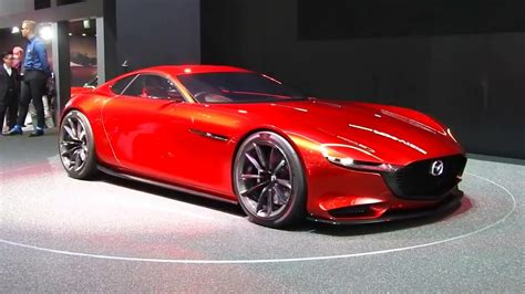 Mazda 20192020 Mazda Rx 9 Debut Rumors Cars Exterior