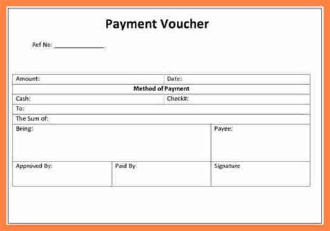 4+ salary payment voucher template - Salary Slip