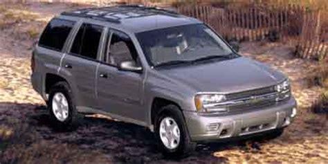 2007 Chevy Trailblazer Recalls by 2002 Chevrolet Trailblazer Recalls Iseecars