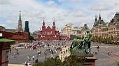 Red Square As a Mystery - The Moscow Times