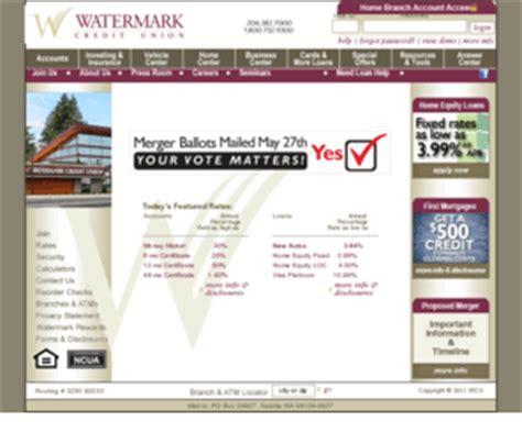 Boat Loan Rates Washington State by Watermarkcu Org Watermark Credit Union Financial