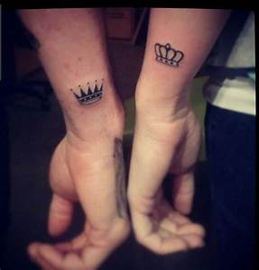 1000+ images about Tats on Pinterest | Crown tattoos ...