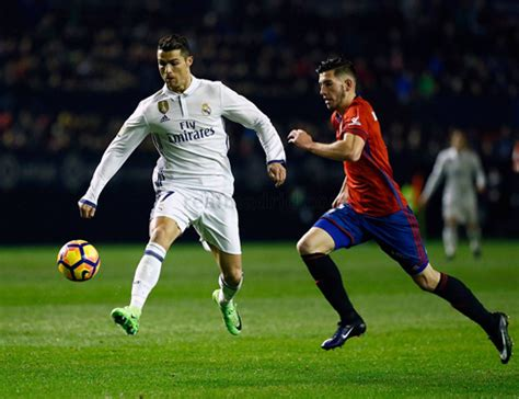 Osasuna 1-3 Real Madrid. Holding on to the lead