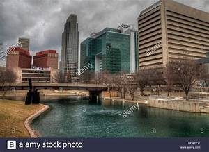 Omaha Skyline Stock Photos & Omaha Skyline Stock Images ...