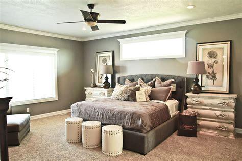 Master Bedroom; Transom Window Above Bed Bedroom