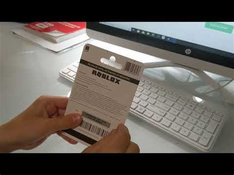 roblox gift card youtube