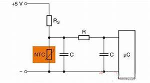6 Kinds Of Ntc Thermistor Temperature Measurement Circuit