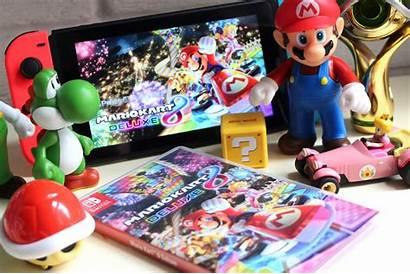 Deluxe Kart Mario Nintendo Packaging Switch Looks