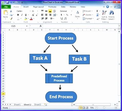 flow chart template excel exceltemplates exceltemplates