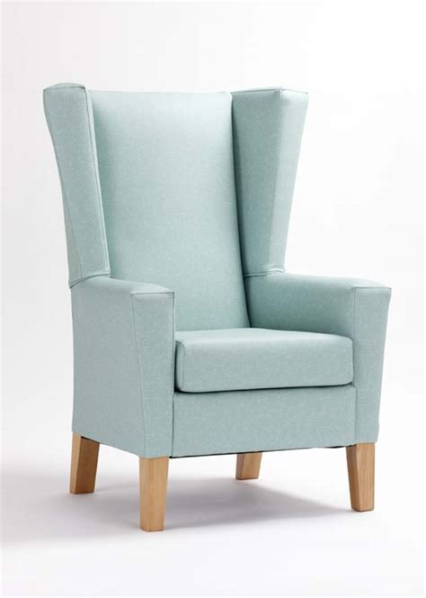 Wing Chair by Modica High Back Wing Chair Renray Healthcare