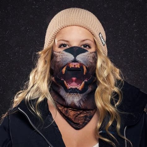 BEARDO LION SKI MASK HD | Men's Gear