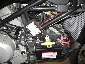 Ducati Monster 696 Fuse Box