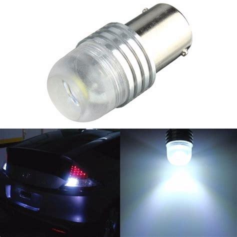 white 3w dc 12v 1156 ba15s p21w cree q5 led car bulb
