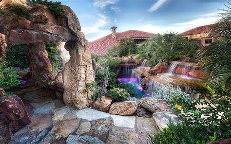 Backyard Paradise Landscaping by Best 25 Backyard Paradise Ideas On Backyard