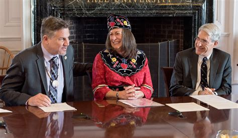 agreement marks  chapter  yale mohegan relationship