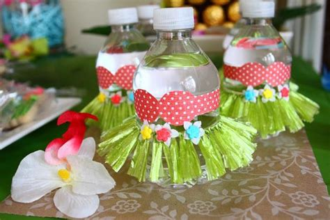 luau party with lots of really cute ideas via kara s party