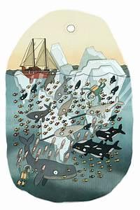 Arctic Ocean Illustration