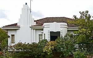 Art Deco House  Melbourne