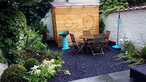 amenager une cour With amenagement de petit jardin 5 amenager un patio nos conseils cate maison