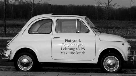 Fiat 500 Oldtimer *luigi*