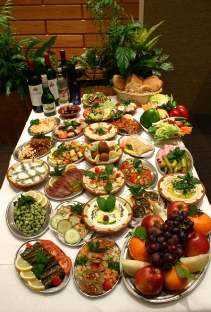 cuisine libanaise mezze menu at al waha restaurant lebanese and middle eastern