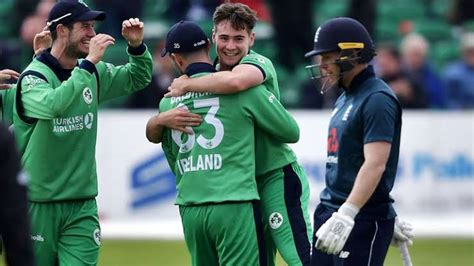 England vs Ireland ODI Series: When and Where to watch ...