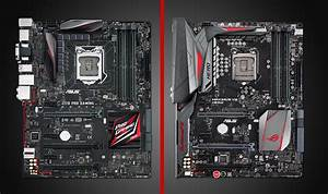 Asus Z170 Pro Gaming Diagram
