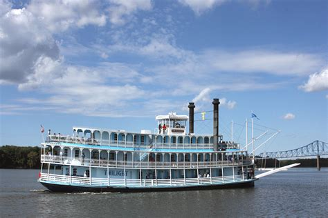 Mississippi River River Boat Cruises by Mississippi River Cruises Info On River Boat Cruises