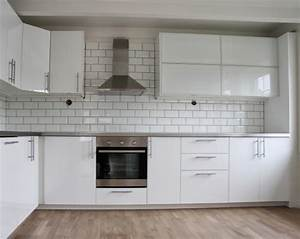 Ikea Küchen Griffe : ikea ringhult kitchen in gloss white k chen ~ Eleganceandgraceweddings.com Haus und Dekorationen