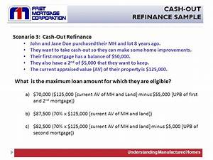 home appraisal refinance vs purchase homemade ftempo With cash out refinance letter of explanation example