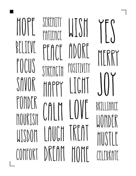 Mother's day coupon vector set. Positivity - FREE Printable Stickers & SVGs | Free ...