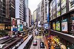 Causeway Bay à Hong Kong: 2 expériences et 4 photos