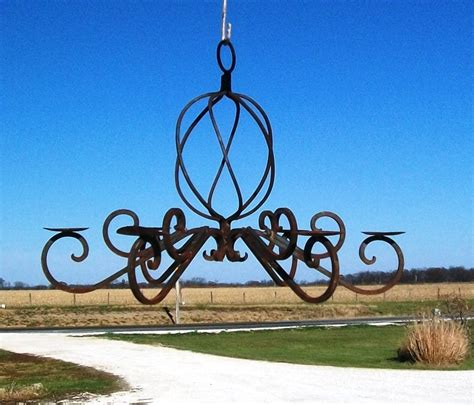 wrought iron hanging ls saint augustine outdoor hanging chandelier candelabra