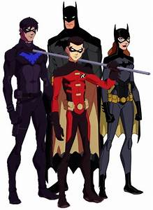 Gallery For > Batman Young Justice