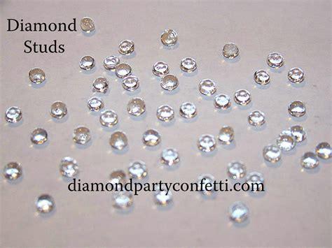 mm edible diamond studs wedding cake sugar decoration ebay
