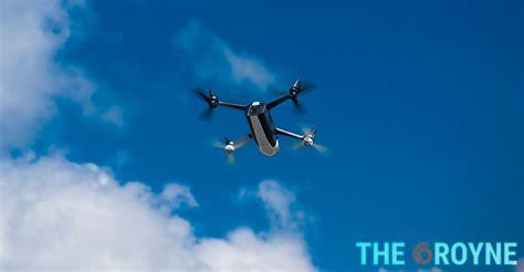 video drone parrot bebop  radartoulousefr