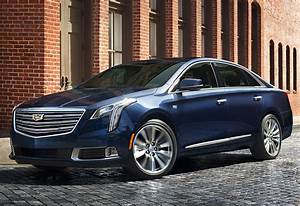 2018 Cadillac XTS Platinum V-Sport - specifications, photo