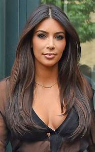 Kim Kardashian from Fall 2014 Hair Color Inspiration | Kim ...