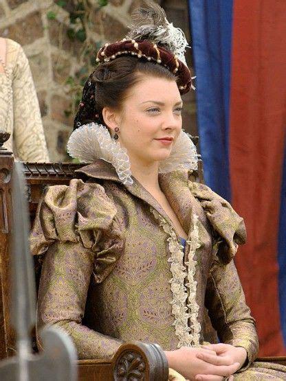 Natalie Dormer In Tudors by Boleyn Natalie Dormer In The Tudors The Tudors
