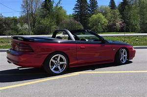 Supercharged 1995 Mustang GT 'Vert Makes 511 RWHP