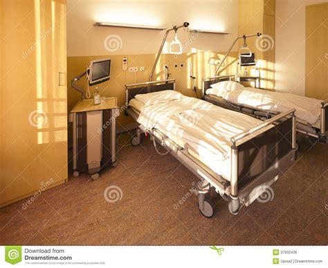 chambre pour 4 personnes chambre pour deux personnes de lit d 39 hôpital photo stock