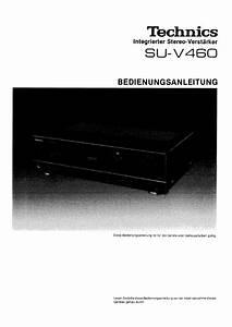Technics Su-v460