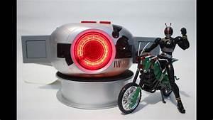 Kamen Rider Black - Kingstone 仮面ライダーBLACK 変身ベルト - YouTube  Black