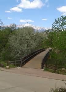 Colorado Springs Pikes Peak Greenway Trail